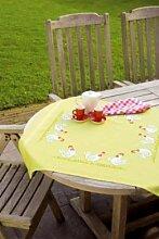 Vervaco Stickpackung/Tischdecke im