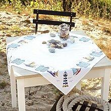 Vervaco Tischdecke Entlang der Küste