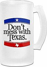 Verwirren Sie sich nicht mit Texas Frosted Beer