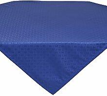 Vestio Tischwäsche Polyester Blau