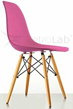 Vetrostyle Design Esszimmerstuhl Stuhl Sitzgruppe Esstisch Sessel TORINO Rosa