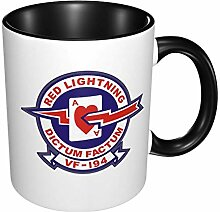 Vf-194 Red Lightnings Patch Nicht verblassender,