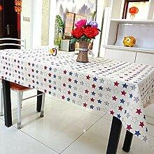 VFGHH Weihnachtstischdecke,Rechteckige Tischdecke