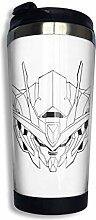 vfrtg Gundam Kaffee Reisebecher Tasse Edelstahl