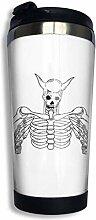 vfrtg Susanoo Skeleton (Plain, White) Kaffee