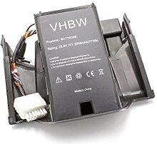 vhbw Li-Ion Akku 3000mAh (25.6V) für Rasenmäher
