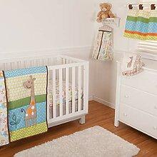 VHC Brands Bettwäsche-Set für Kinderbett
