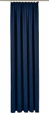 VHG Vorhang nach Maß Leon, Breite 145 cm