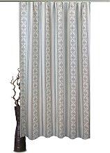 VHG Vorhang Rhona, Bleistiftband 125 cm,
