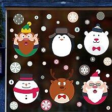 VHVCX Flatternde Schneeflocken Weihnachten