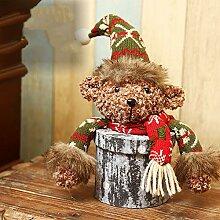 VHVCX Ornamente Weihnachtsabend Geschenk des