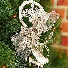 VHVCX Weihnachtskranz Hochzeit Kranz