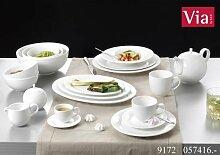 Via by R&B Geschirr-Serie Paris Material Teekanne