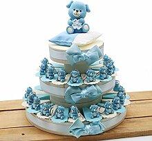 VialeMagico Gastgeschenk Geburt mit Torte