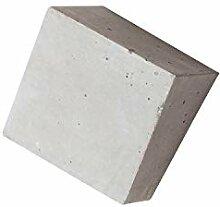 Vibia - Break Outdoor Wandleuchte - betongrau -