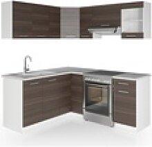 Vicco Küche Küchenzeile L-Form Küchenblock