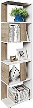VICCO Raumteiler Raumtrenner Bücherregal