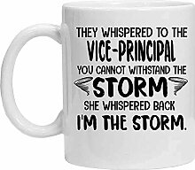 Vice-Principal Tasse – Vice-Principal The Storm