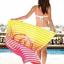 Victoria 's Secret Beach Kuscheldecke rosa VS Logo limitierte Edition 142,2cm L x 127cm W + Bonus VS Aufkleber
