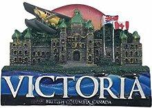 Victoria British Columbia Kanada 3D