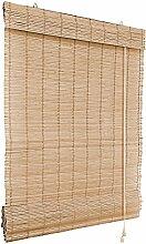 VICTORIA M Bambus-Raffrollo 80 x 220cm, Natur -