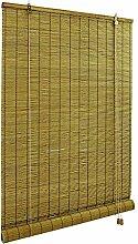 VICTORIA M Bambusrollo 100 x 160 cm in braun -