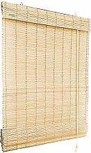 Victoria M. Klemmfix Bambus Raffrollo 70 x 220 cm