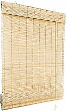 Victoria M. Klemmfix Bambus Raffrollo 80 x 220 cm
