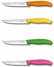 Victorinox - Swiss Classic Gourmet Steakmesser mit