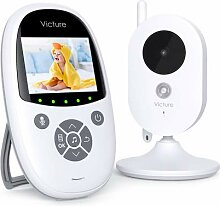 Victure Babyphone mit Kamera, Baby Monitor Video
