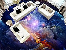 Vicueyy Boden Wandbild 3D Bodentapeten Moderne