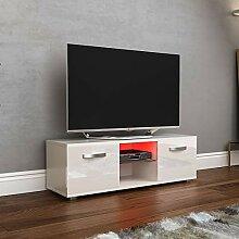 Vida Designs Cosmo LED Fernsehschrank TV Bank 2