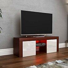 Vida Designs Eclipse LED Fernsehschrank TV Bank 2