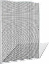 vidaXL 120x140 cm Insektenschutz Fenster