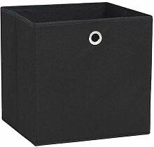 vidaXL 4X Aufbewahrungsbox Zusammenklappbar