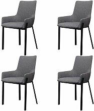 vidaXL 4X Esszimmerstuhl Esszimmerstühle