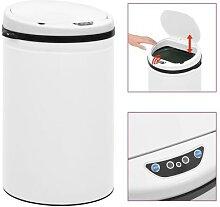 vidaXL Automatischer Sensor-Mülleimer 30 L