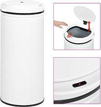 vidaXL Automatischer Sensor-Mülleimer 80 L