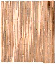 vidaXL Bambusmatte Bambus 150x400 cm