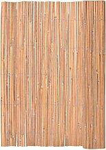 vidaXL Bambusmatte Bambus 200x400 cm