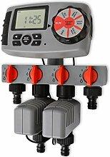 vidaXL Bewässerungscomputer Bewässerungsuhr