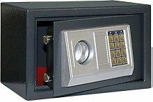 vidaXL Elektronischer Safe Möbeltresor Wandtresor