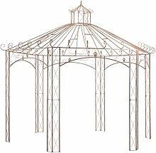 vidaXL Gartenpavillon Pavillon Rankhilfe