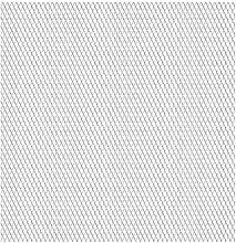 vidaXL Gittermatte Streckmetall Edelstahl 100x100