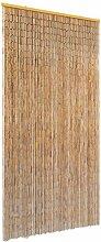 vidaXL Insektenschutz Türvorhang Bambus 90x220cm