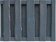 vidaXL Kiefer Imprägniert Gartentor 100x75 cm