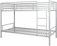 vidaXL Kinderbett Etagenbett Doppelstockbett Hochbett Bettrahmen 200x90cm Metall