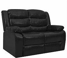 vidaXL Liegesessel 2-Sitzer Fernsehsessel