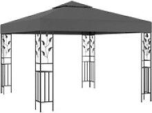 vidaXL Pavillon vidaXL Pavillon 3×3 m Anthrazit