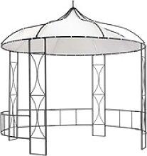 vidaXL Pavillon vidaXL Pavillon 300 x 290 cm Weiß